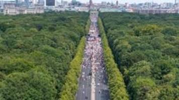 Corona-Demo in Berlin: Fake News über Zahl der Teilnehmer