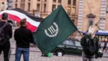 erfurt: verdächtige zu rassistischer attacke aus umfeld des dritten weges