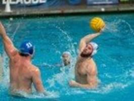 Wasserball-Liga wird Ende August fortgesetzt – mit bis zu 300 Zuschauern