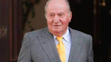Affäre um «Wüsten-Zug»: Ex-König Juan Carlos verlässt Spanien