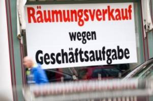 Corona-Krise: Altmaier will Ladensterben in Innenstädten verhindern
