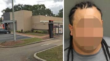Orlando, Florida: Burger-King-Mitarbeiter erschossen – offenbar aus Ärger über Wartezeit