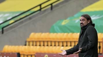 premier-league-abstieger - norwich-coach farke: aufstieg möglicherweise zu früh