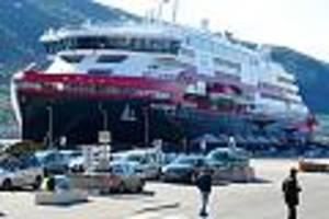 nach corona-ausbruch - kreuzfahrt-fiasko! hurtigruten muss mehrere reisen absagen - auch aida betroffen