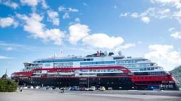 Nach Corona-Ausbruch stoppt Hurtigruten Kreuzfahrten