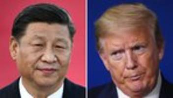 China und USA: Nötige Härte
