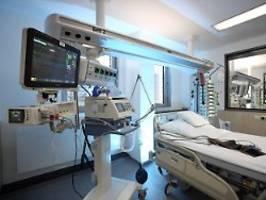 stufen-plan für intensivbetten: Ärzteverband: zweite corona-welle schon da