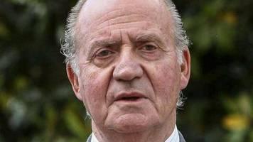 Juan Carlos I.: Wo ist der Ex-König?