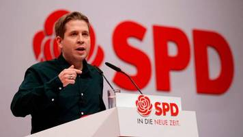 Scheidender Juso-Chef: Kühnert will GroKo beenden – und sieht Kanzlerkandidaten der Union allesamt skeptisch