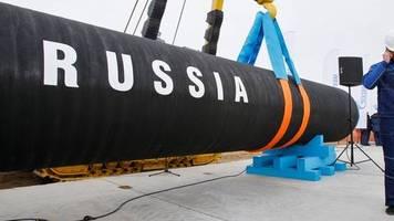 weitere sanktionen drohen: altmaier: eskalation um nord stream 2 verhindern