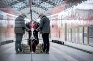 Corona-Pandemie: Berliner S-Bahn kontrolliert Maskenpflicht stärker