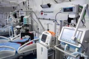 Kliniken vorbereitet: Ärzteverband: Zweite Corona-Welle schon da