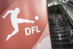 Fußball: Präsident: Union stimmte gegen drei Anträge der DFL