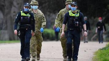 Australien: Bis zu 20.000 Dollar: Regierung verhängt höhere Strafen bei Corona-Verstößen