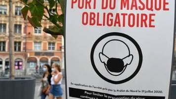Experten warnen vor unkontrolliertem Anstieg der Corona-Fallzahlen in Frankreich