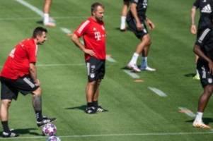 Champions League: FC Bayern nimmt Vorbereitung auf den FC Chelsea auf