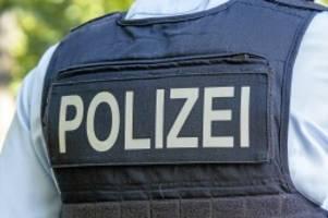 Kriminalität: Diebe stehlen in Braak mehr als 300 Liter Diesel