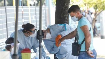 Studie: Dunkelziffer: In Italien haben sich 2,5 Prozent der Bevölkerung mit Corona infiziert