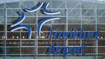 flughafenbetreiber fraport berichtet über corona-quartal