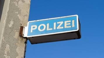 polizei findet waffen in ausgebrannter wohnung