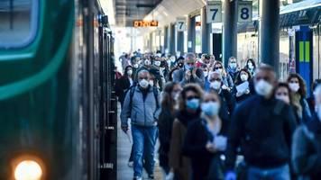 Italien: 1, 25 Millionen mehr Corona-Fälle als offiziell registriert