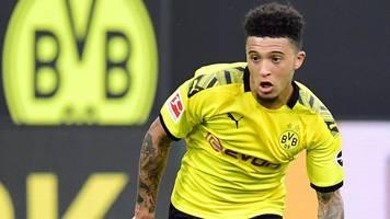 Borussia Dortmund: Jadon Sancho soll offenbar mit Manchester United einig sein