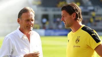Borussia Dortmund: Rauball und Watzke schießen gegen Uli Hoeneß