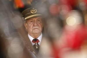 Wo ist Juan Carlos? - Spaniens Altkönig untergetaucht