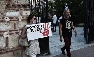 Vergeltung für Hagia Sophia: Historische Moscheen in Griechenland beschädigt
