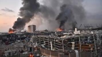 Viele Opfer in Beirut: Die größte Explosion, die es je gegeben hat