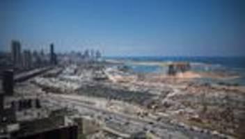 Explosion in Beirut: Zahl der Todesopfer steigt weiter