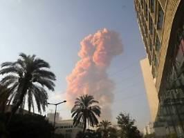 Auslöser fataler Explosionen: So gefährlich ist Ammoniumnitrat