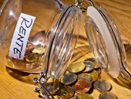 entspannt im ruhestand: wie ein finanzplan gelingen kann