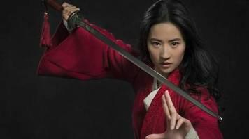 Mulan: Film läuft über Disney-Streamingservice an