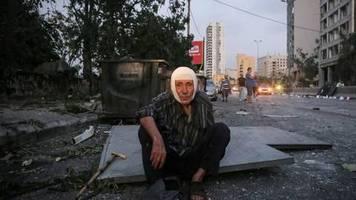 Suche nach Ursache: Gewaltige Detonation in Beirut: Ist Ammoniumnitrat Schuld?