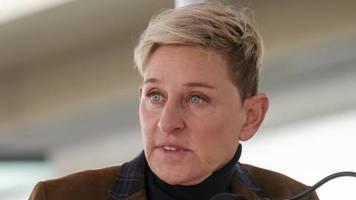 US-Moderatorin: Ellen DeGeneres steht in der Kritik – kommt das Aus für ihre Show?