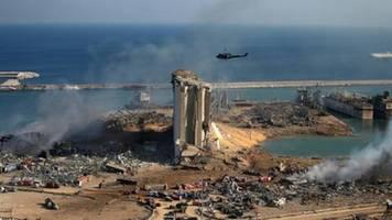 Zahl der Toten in Beirut auf mindestens 113 gestiegen