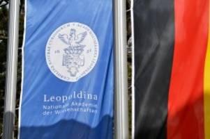 Wissenschaft: Namhafte Corona-Berater: Was ist eigentlich die Leopoldina?