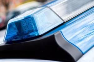 Verkehr: Nach versuchtem Banküberfall: Ermittlungen auf Stadtautobahn