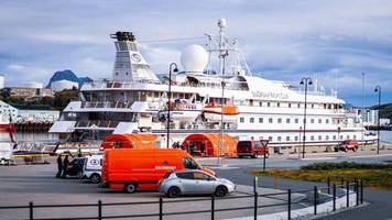 news zum coronavirus: neue corona-sorgen auf schiff in norwegen –passagiere in quarantäne