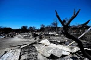 Urlaubsregion: Waldbrand in Südfrankreich: Tausende Menschen evakuiert