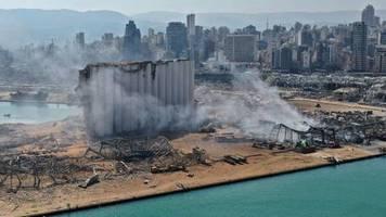 Fragen und Antworten: Wer ist verantwortlich für das Ammoniumnitrat im Hafen von Beirut?