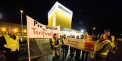 entscheidung des bverfg zu arbeitskampf: trommeln auf dem amazon-parkplatz