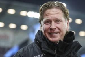 fußball-ticker: trotz negativserie: köln verlängert mit ex-hsv-coach gisdol