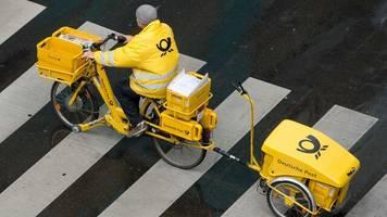 coronakrise: paketflut trägt post zu gewinnwachstum