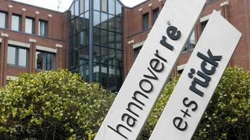 Wegen Corona-Schäden : Hannover Rück meldet herben Gewinneinbruch