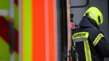 Gasgeruch in Nürnberg: Feuerwehr im Großeinsatz
