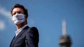 NRW plant 150 Euro Bußgeld für Masken-Muffel
