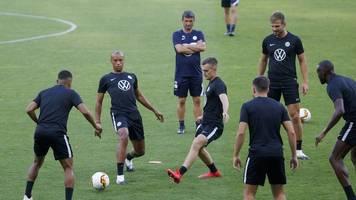 Nach fünf Monaten Pause - Wolfsburg macht den Anfang: Europa-League-Comeback