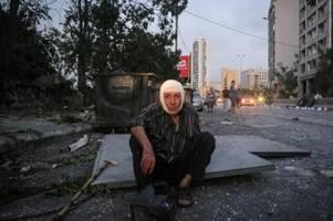 Gewaltige Detonation in Beirut: Ist Ammoniumnitrat Schuld?